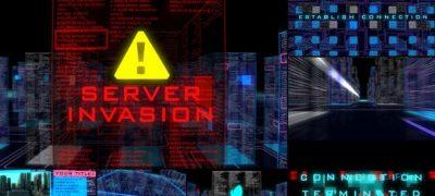 Server Invasion Template