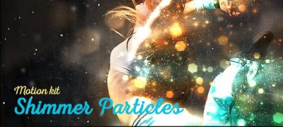 Shimmer Particles Motion Kit