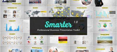 Presentation with Infographics