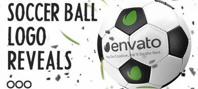 Soccer Ball Logo Reveals