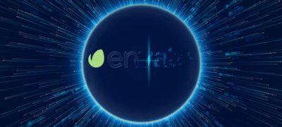Digital Data World Logo Reveal 4K