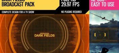 Dark Fields (Broadcast Pack)