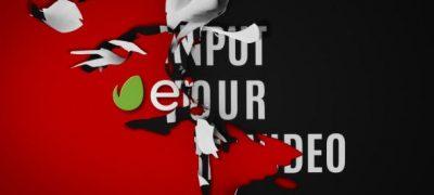 Tear Logo Reveal II