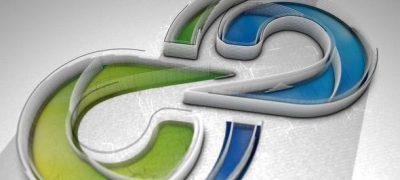 Contour / Maze Logo