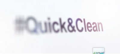 Quick & Clean Rotation Logo Reveal