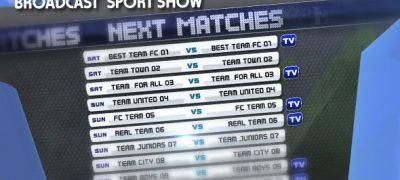 Broadcast Sport Show