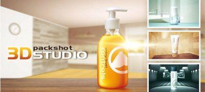3D Packshot Studio