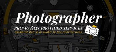 Photographer Promo