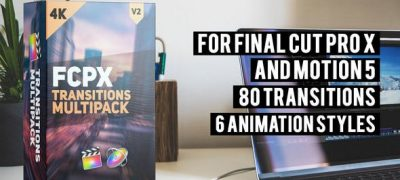 FCPX Transitions Multipack