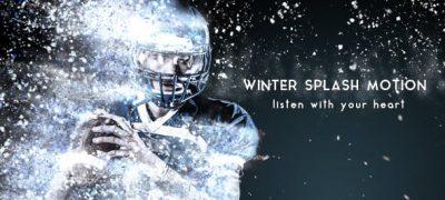 Winter Splash Motion