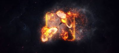 Burning Fire Logo
