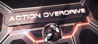 Action Overdrive 3D Package