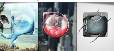 Liquid Glass Logo