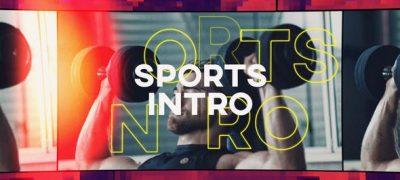 Sports Intro Opener