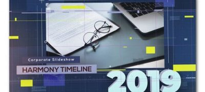 Harmony Timeline Corporate Slideshow