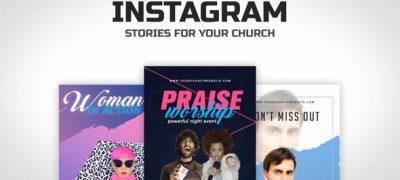 Church Instagram Stories