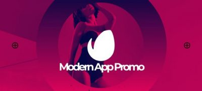 Modern App Promo
