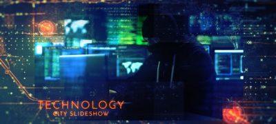 Technology City Slideshow
