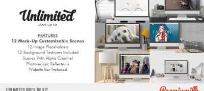 Unlimited Mock Up Kit