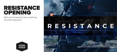 Resistance   Show Opening Title Sequence