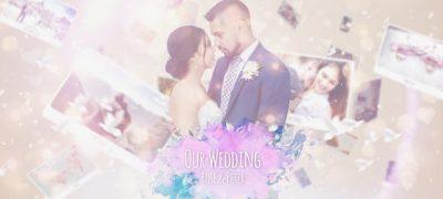Wedding Photo Story