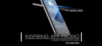 Inspiring App Promo