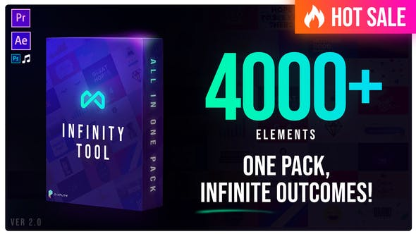 Download Infinity Tool - The Biggest Pack for Video Creators - FREE Videohive