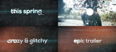 Epic Trailer Titles