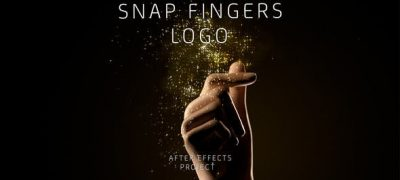 Snap Fingers Logo