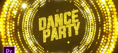 Party Invitation Opener - Premiere Pro