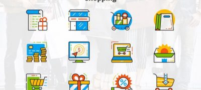 Shopping - Flat Animated Icons