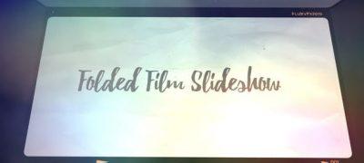 Folded Film Slideshow