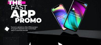 Fast App Promo