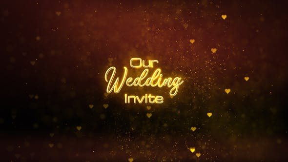 Download Wedding Invitation Titles - FREE Videohive