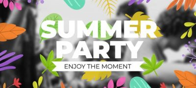 Summer Title Elements