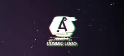 Cosmic Logo Reveal