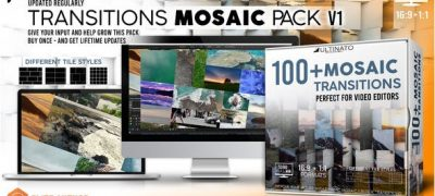 Transitions Mosiac Pack - Toolkit