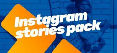 Instagram bundle - Motion Titles library