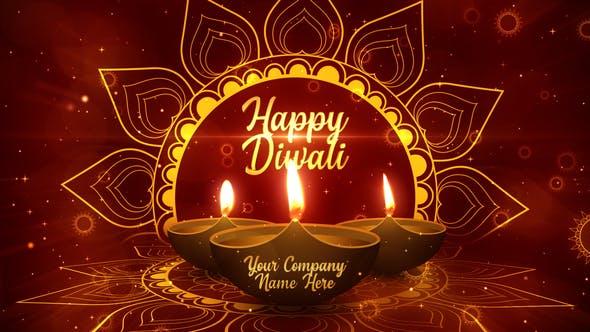 Download Diwali Festival Opener - FREE Videohive