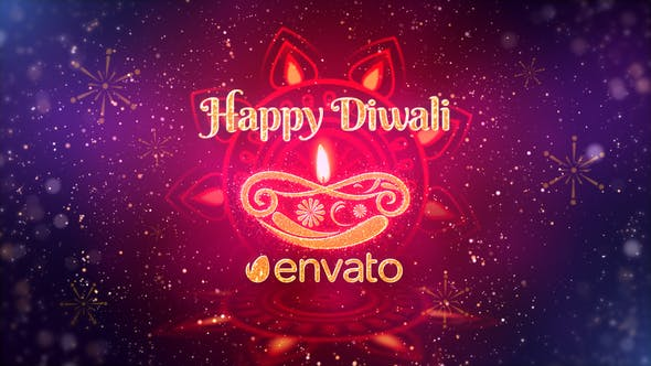 Download Diwali Festival Wishes - FREE Videohive