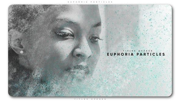 Download Euphoria Particles Titles Opener - FREE Videohive