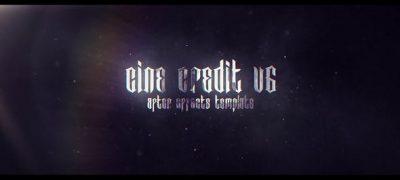 Cine Credit V.6
