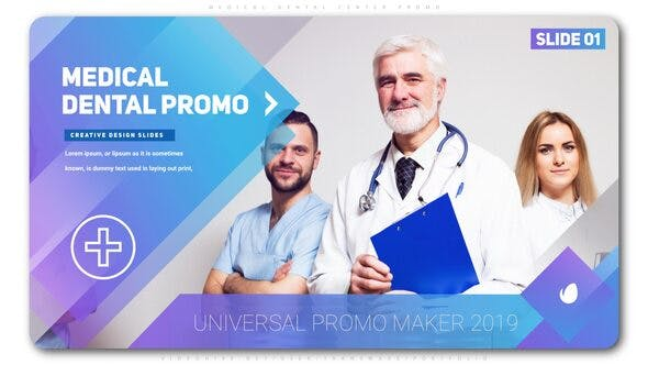 Download Medical Dental Center Promo - FREE Videohive