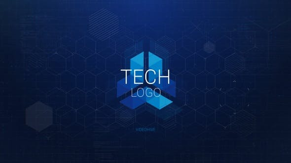 Download Tech Logo - FREE Videohive