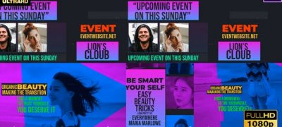 Fashion and lifestyle events
