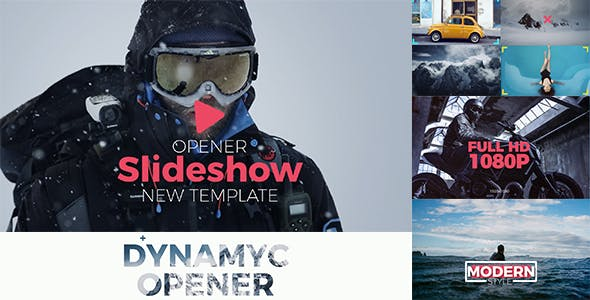 Download Dynamic Opener - FREE Videohive