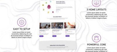 Modern Website Promo
