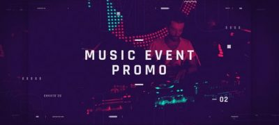 Music Event Promotion / Party Invitation / EDM Festival / Night Club / DJ Performance