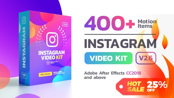 Instagram Stories v2.6 22331306 Videohive