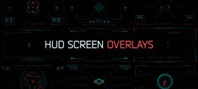 HUD Screen Overlays